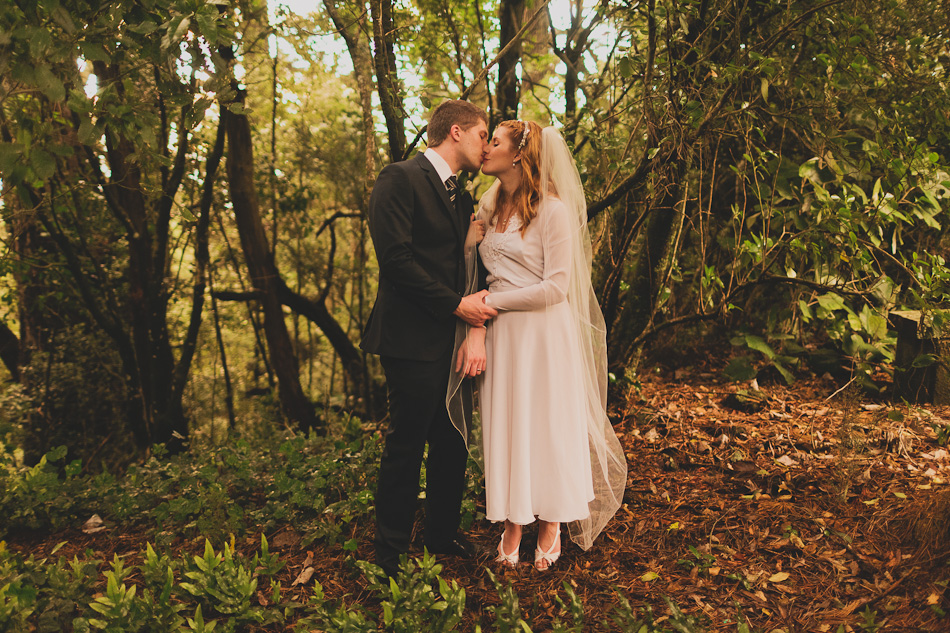 Larnach Castle Wedding