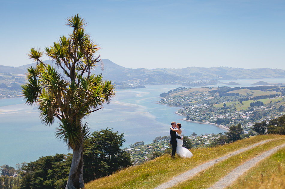 Otago Peninsula Wedding